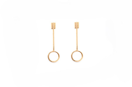 Psyche Chariot Earring
