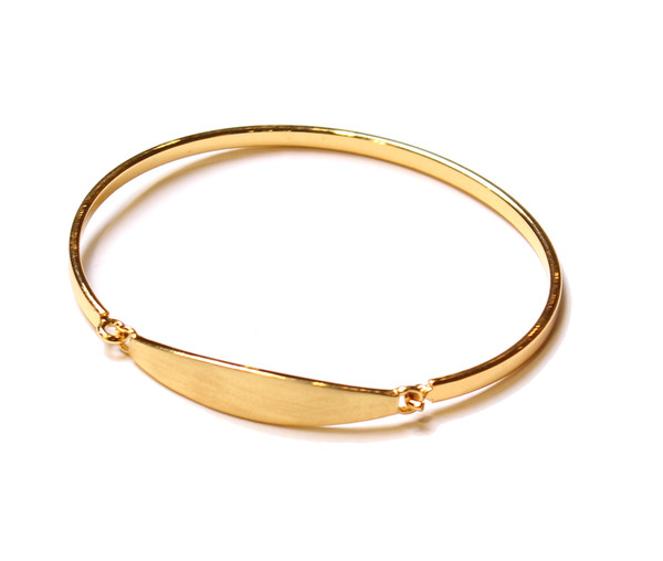 Gorjana Nadine Hinge Bangle
