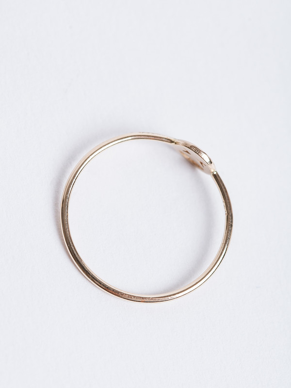 WINDEN LAUGHING FACE RING
