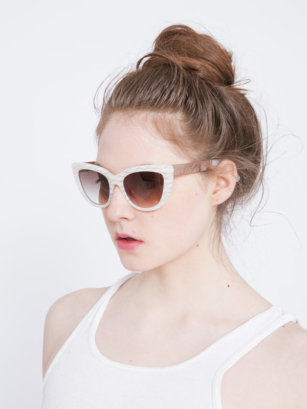 Sunday Somewhere LAURA METAL SUNGLASSES