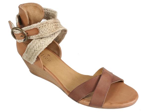 Coclico Karmina Mid Heel Sandals