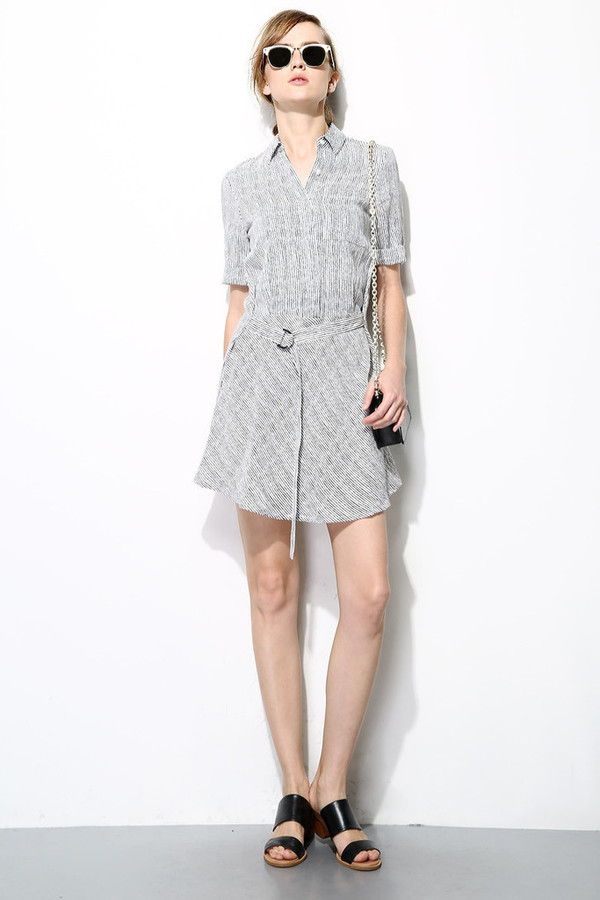 Few Moda Casual Shirt Dress