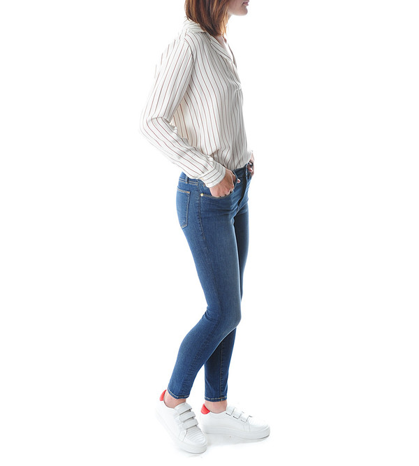 FRAME Denim Le High Skinny Jeans | Fleet Street
