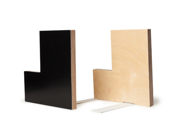 L-Shape Bookends