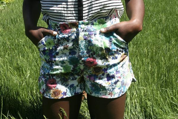 Darling Florence Shorts