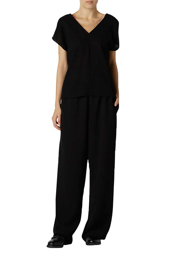 Steven Alan David Long Crepe Pant