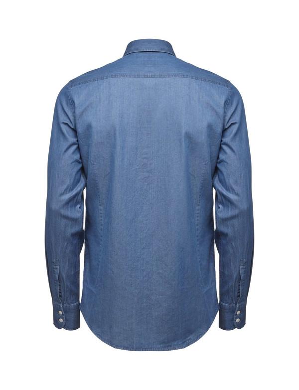 Men's Tiger of Sweden Steel 6 Shirt I Blue