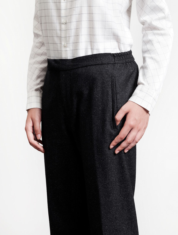 Trousers Brain Dark