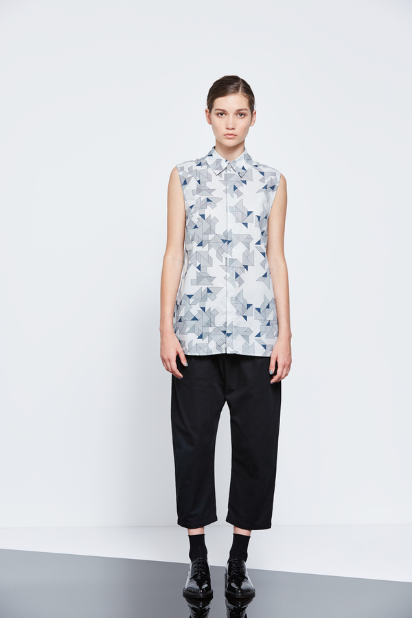 Kowtow Slow Pace Shirt