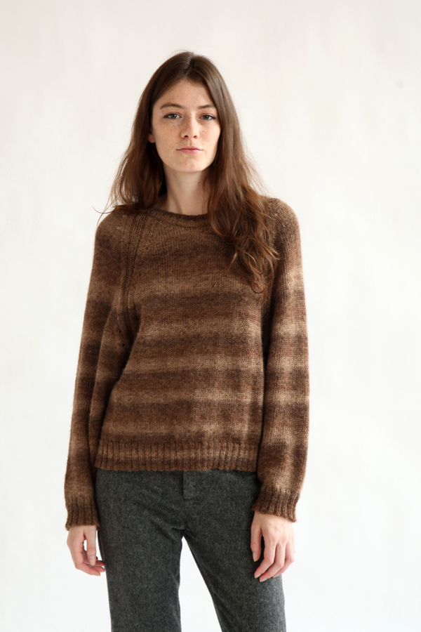 Kordal Harriet Sweater | Umber