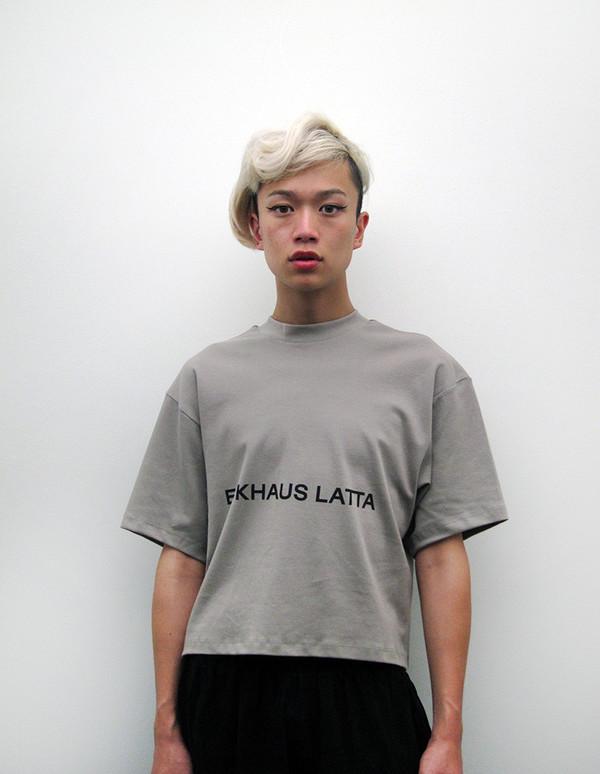 Eckhaus Latta EL Logo T-Shirt