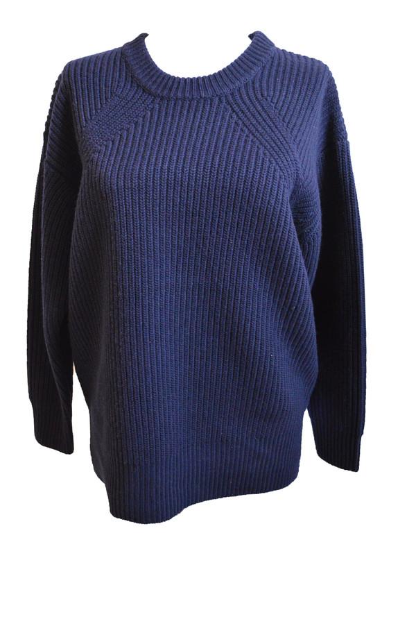 Demylee Serena Sweater | Navy