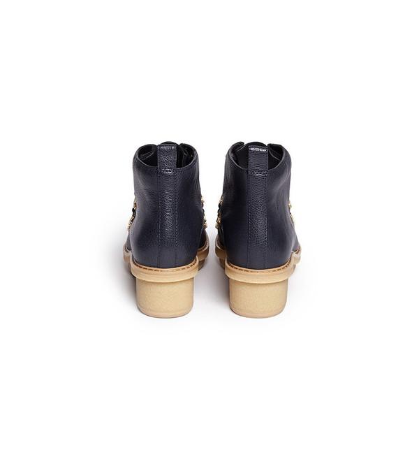 3.1 Phillip Lim Mallory Lace Short Boot