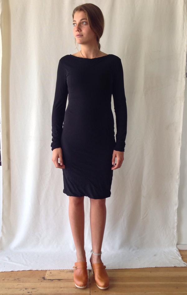 James Perse Skinny Scoop Dress