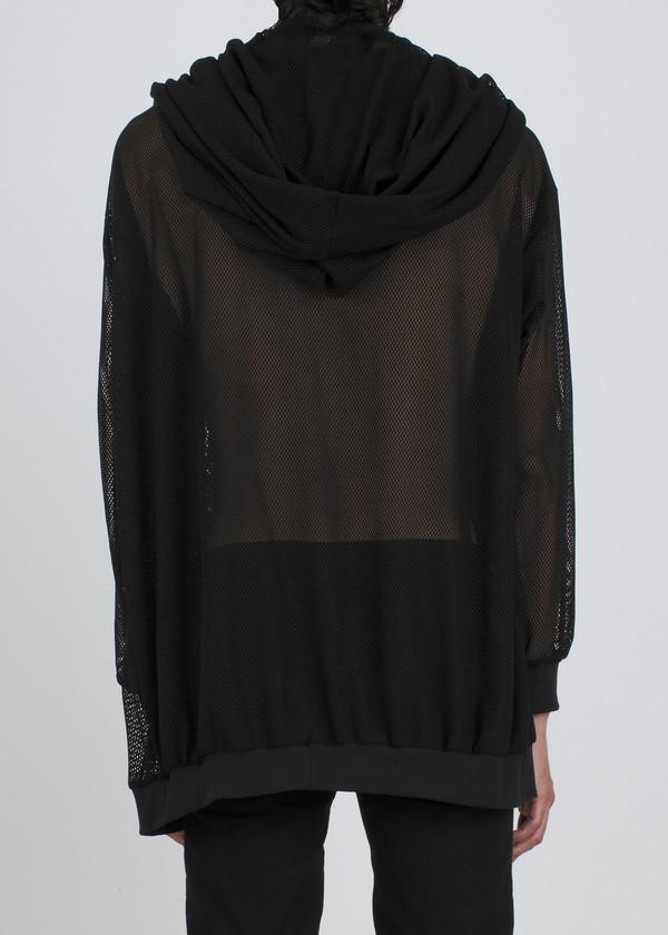 Unisex complexgeometries fume hoodie   black