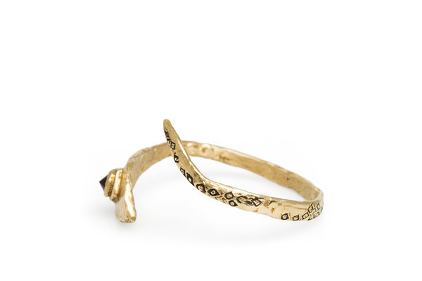 Mercurial NYC Serpent King Cuff