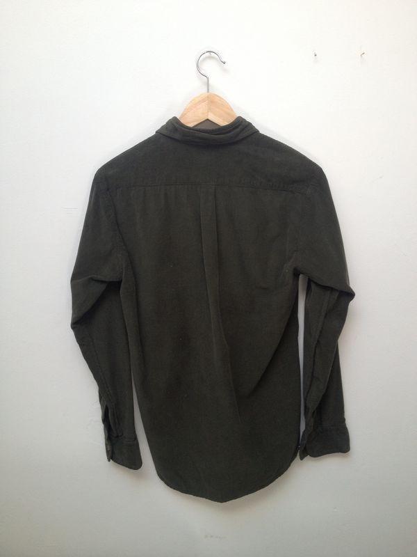 Steven Alan Reverse Seam Shirt