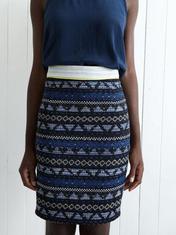 eve gravel hogan skirt