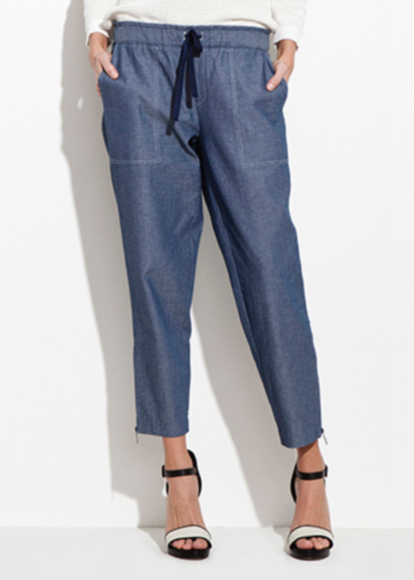 Theonne denim pants