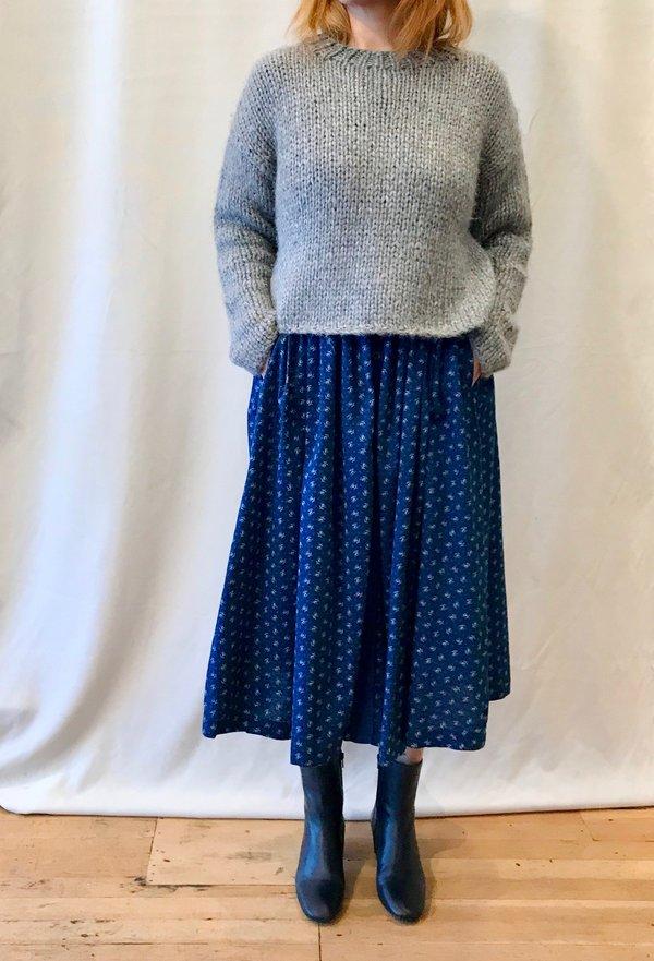Line Daphne Grey Sweater