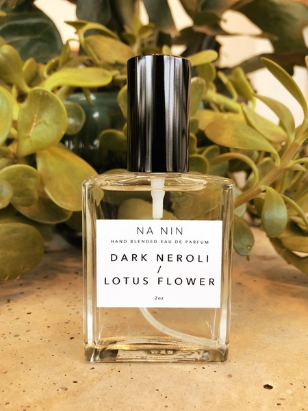 NA NIN Dark Neroli / Lotus Flower 2oz Parfum