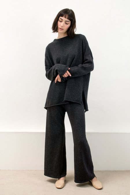 Micaela Greg HI Lo Sweater