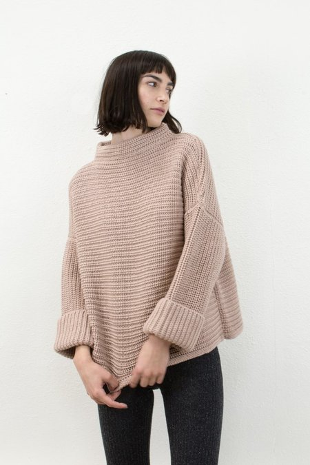 Micaela Greg Parallel Sweater