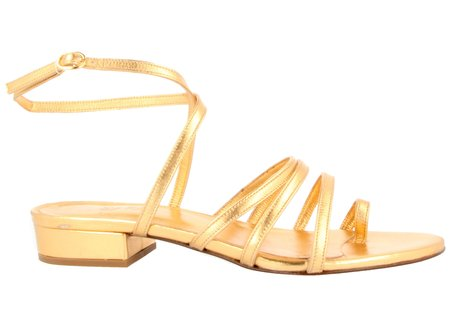 By Far Shoes Helen - Gold