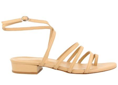 By Far Shoes Helen - Nude