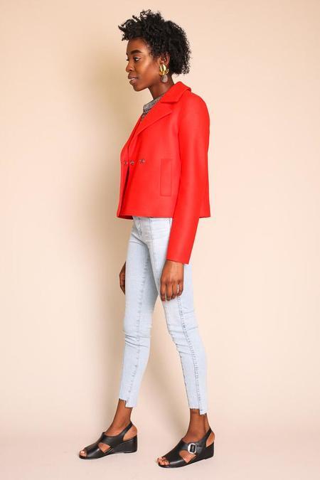 AG Jeans Farrah Skinny Ankle Jean - 20 Years Oceana