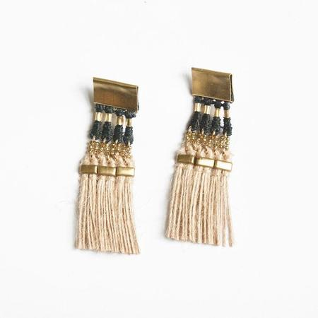This Ilk Sottsass Earrings
