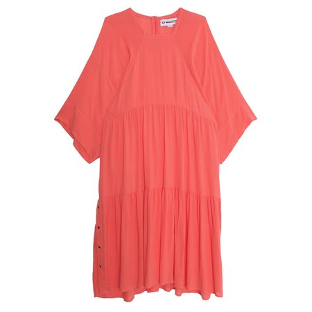 LF Markey Richard Dress - Coral
