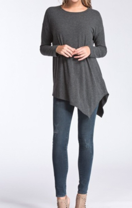 Sunday Supply Co. Asymmetrical Top