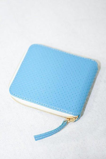 Clare V. Half Leather Zip Wallet