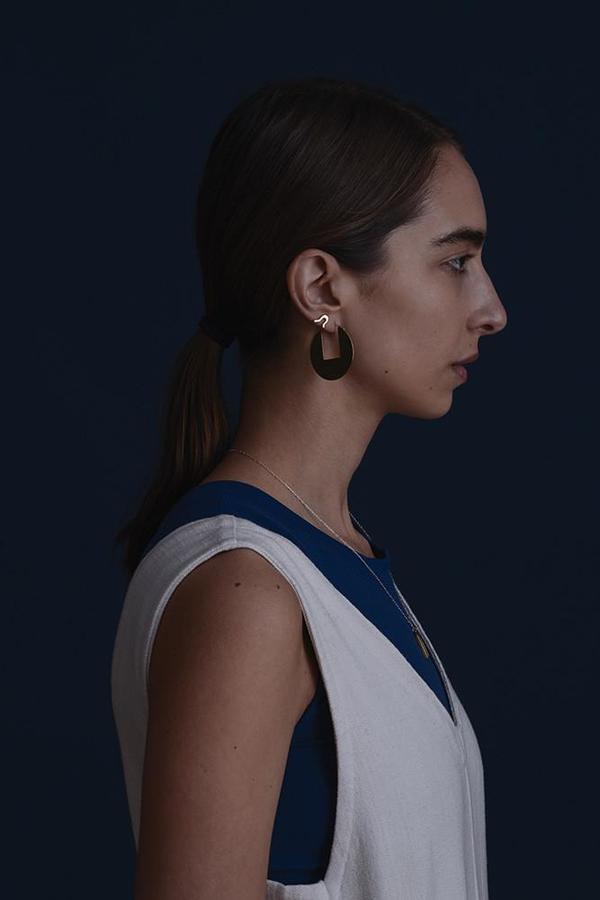 Seaworthy Amor Post Earrings