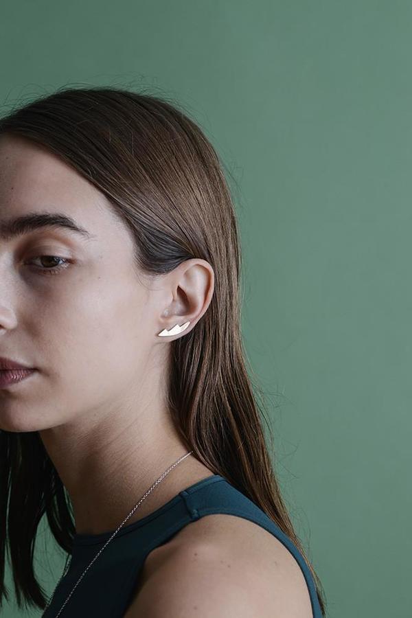 Seaworthy Hermana Climber Earrings