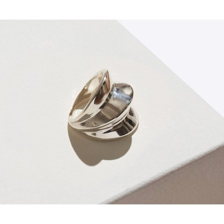 Pamela Love Wide Ridge Ring
