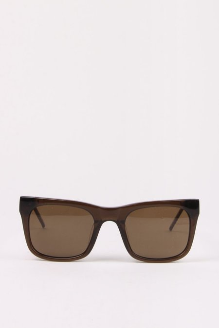 Unisex Kaibosh Bob Cat Sunglasses - Dirty Olive