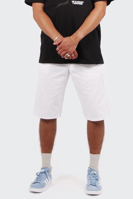 Stan Ray Painters Shorts - White