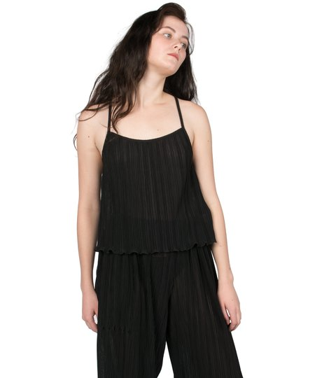 Lacausa Pleat Tank