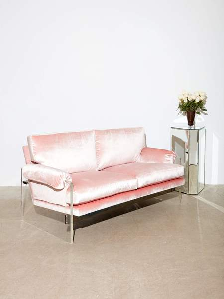Coming Soon Loveseat Sofa by Vladimir Kagan