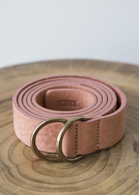 Closed Belt - Dusty Pink