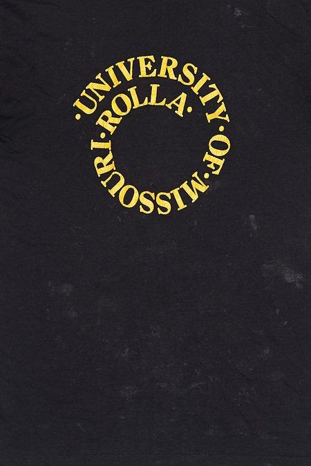 assembly Vintage University T-Shirt