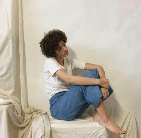 Laurs Kemp Paloma Jeans in True Blue Denim