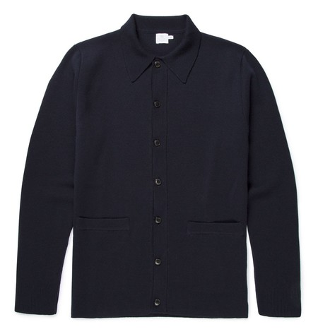 Sunspel Merino Wool Milano Jacket