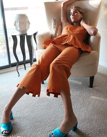 Samantha Pleet Castle Pants