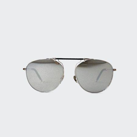 Reframe Sance Sunglasses - Silver