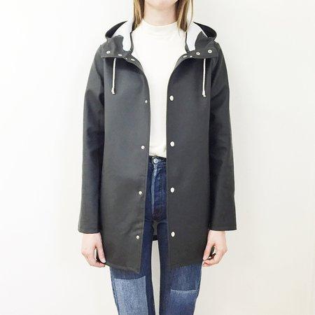 Stutterheim Stockholm Raincoat - Black