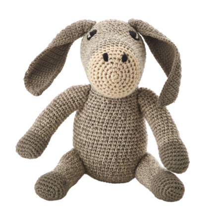 Kids Anne-Claire Petit Donkey Toy