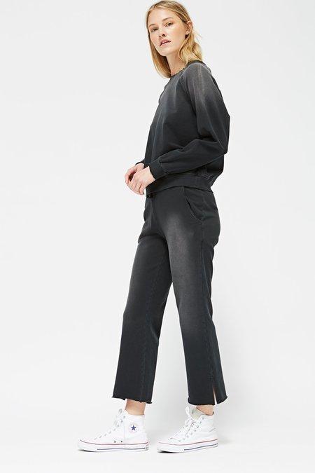 Lacausa Surf Sweatshirt - Distressed Tar